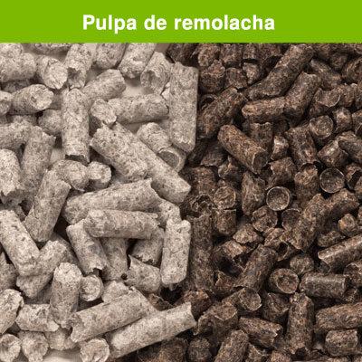 Beet pulp