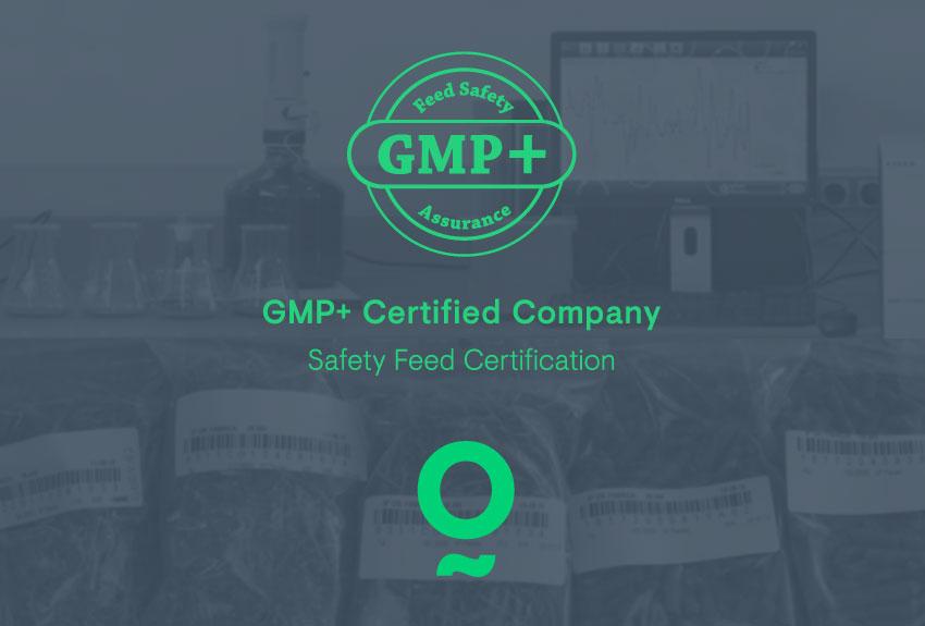 Nafosa consigue una certificación GMP+ Internacional