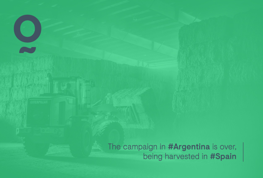 The campaign in Argentina is over