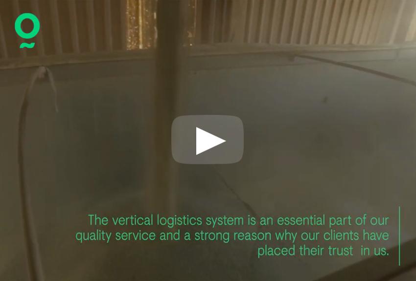 Logistics are essential for a quality service