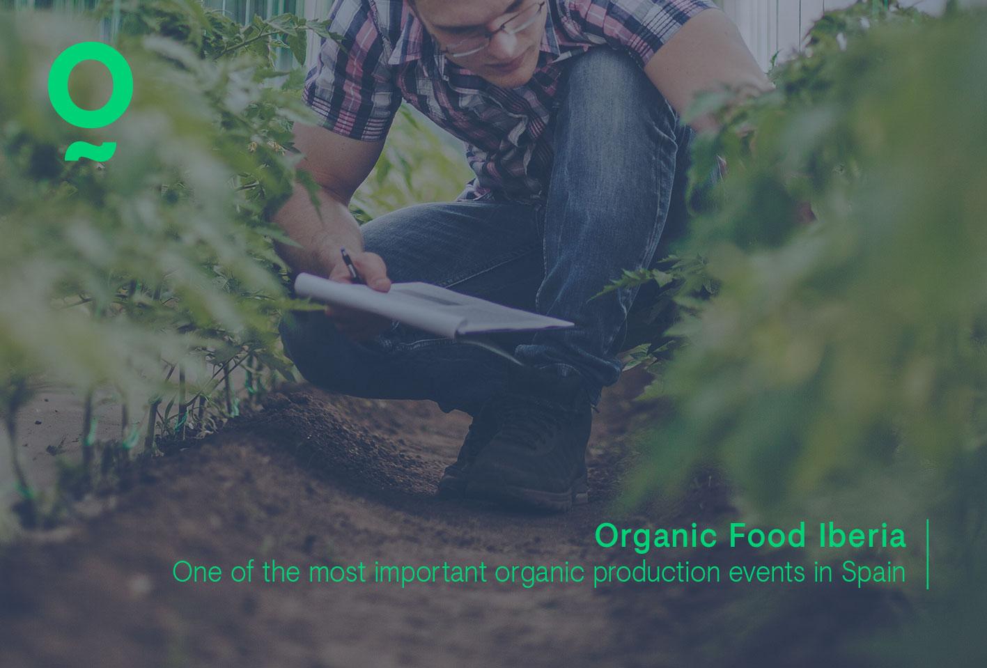 Nafosa estuvo presente en la feria Organic Food Iberia